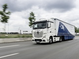 Mercedes-Benz Actros 1845 Krone Profi Liner Efficiency Trailer (Br.963) 2016 wallpapers