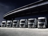Mercedes-Benz Actros images