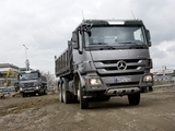 Mercedes-Benz Actros photos