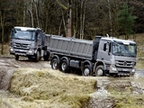 Mercedes-Benz Actros pictures