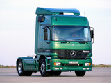 Photos of Mercedes-Benz Actros 1843 (MP1) 1997–2002