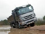 Photos of Mercedes-Benz Actros 4148 (MP3) 2009–11