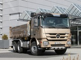 Photos of Mercedes-Benz Actros 2644 (MP3) 2009–11