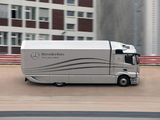 Photos of Mercedes-Benz Actros Aerodynamic Truck Concept 2012