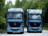 Photos of Mercedes-Benz Actros