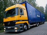 Pictures of Mercedes-Benz Actros 2540 (MP1) 1997–2002
