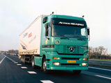Pictures of Mercedes-Benz Actros 1843 (MP1) 1997–2002