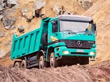 Pictures of Mercedes-Benz Actros 4143 (MP1) 1997–2002