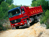 Pictures of Mercedes-Benz Actros 3331 (MP1) 1997–2002