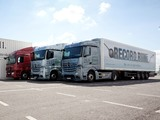 Pictures of Mercedes-Benz Actros