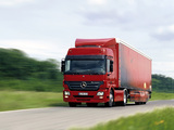 Pictures of Mercedes-Benz Actros 1854 (MP2) 2002–09