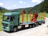 Pictures of Mercedes-Benz Actros 2651 Timber Truck (MP2) 2002–09