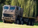 Pictures of Mercedes-Benz Armored Heavy Actros (MP3) 2008–11