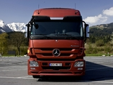 Pictures of Mercedes-Benz Actros 1844 (MP3) 2009–11