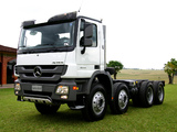 Pictures of Mercedes-Benz Actros 4844 K (MP3) 2009