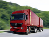 Mercedes-Benz Actros 2544 (MP2) 2002–09 wallpapers