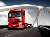 Mercedes-Benz Actros 1846 (MP2) 2002–09 wallpapers