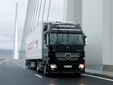 Mercedes-Benz Actros 1861 LS Black Edition (MP2) 2004 wallpapers