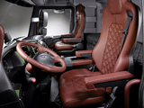 Mercedes-Benz Actros Trust Edition Concept (MP3) 2008 wallpapers