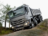 Mercedes-Benz Actros 4148 (MP3) 2009–11 wallpapers