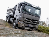 Mercedes-Benz Actros 3346 (MP3) 2009–11 wallpapers