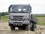 Mercedes-Benz Actros 1832 (MP3) 2009–11 wallpapers