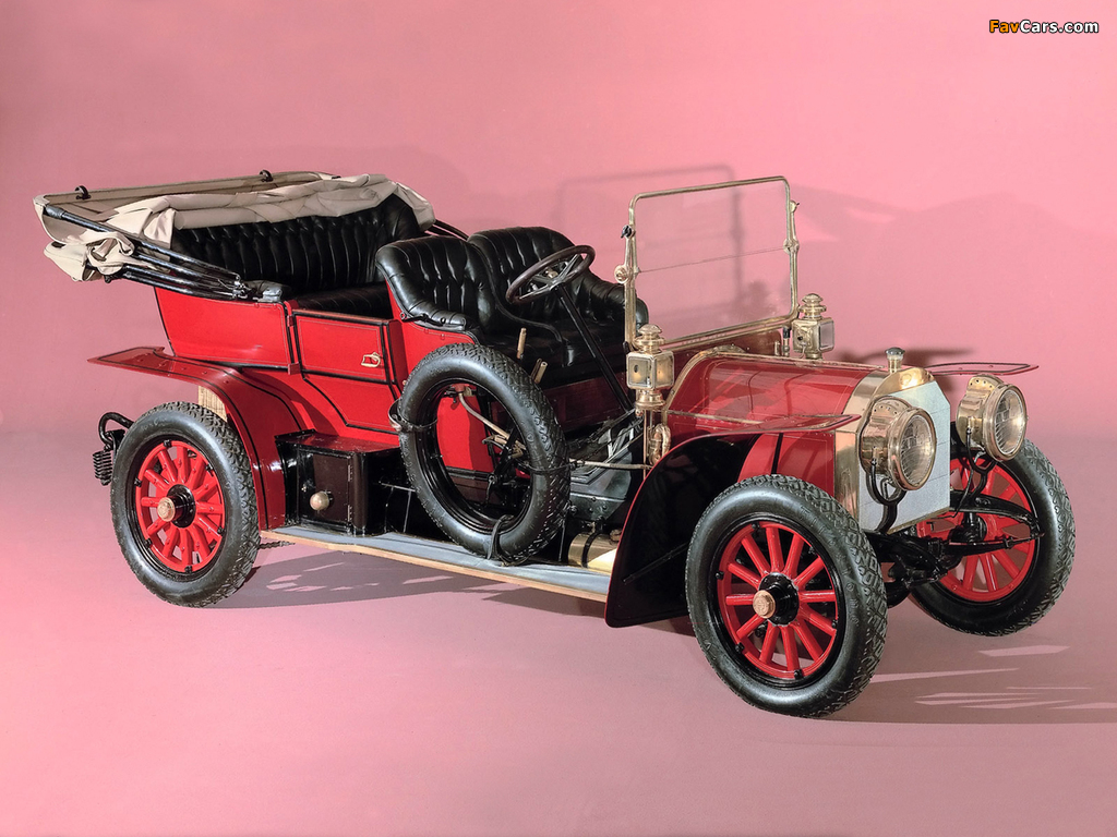 Images of Mercedes-Benz American Mercedes 45 HP 1906–07 (1024 x 768)