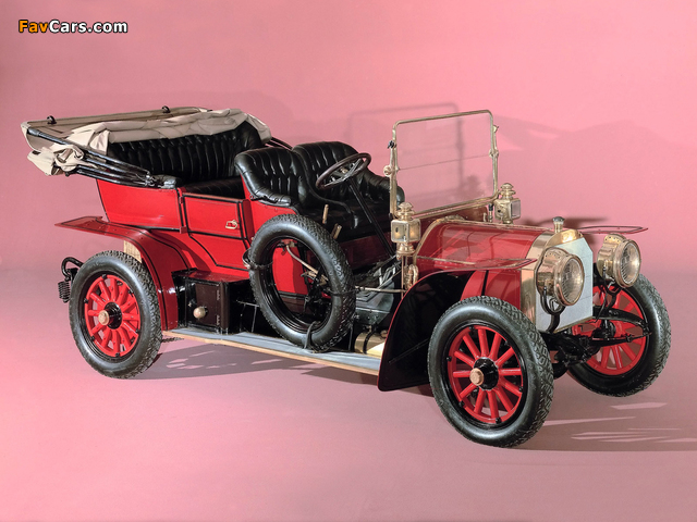 Images of Mercedes-Benz American Mercedes 45 HP 1906–07 (640 x 480)