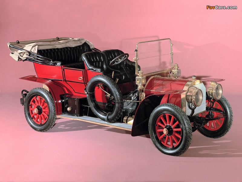 Images of Mercedes-Benz American Mercedes 45 HP 1906–07 (800 x 600)