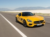 Mercedes-AMG GT S (C190) 2014–17 pictures