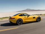 Mercedes-AMG GT S (C190) 2014–17 wallpapers