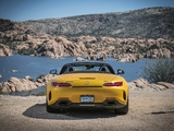 Photos of Mercedes-AMG GT C Roadster (R190) 2016