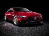 Photos of Mercedes-AMG GT Concept 2017