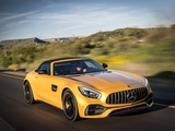 Mercedes-AMG GT C Roadster (R190) 2016 wallpapers