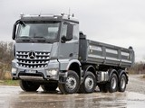 Mercedes-Benz Arocs 3245 2013 images