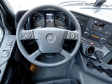 Mercedes-Benz Arocs 1832 2013 wallpapers