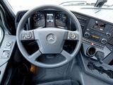 Mercedes-Benz Arocs 1832 2013 wallpapers