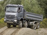 Pictures of Mercedes-Benz Arocs 4151 2013