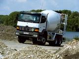 Images of Mercedes-Benz Atego 2628 Mixer 1998–2005