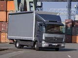 Images of Mercedes-Benz Atego 823 2013