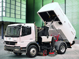 Mercedes-Benz Atego 1318 Road Service 2009 pictures