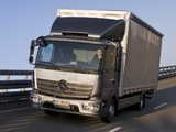Mercedes-Benz Atego 823 2013 pictures