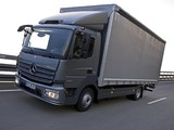 Pictures of Mercedes-Benz Atego 823 2013