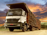 Images of Mercedes-Benz Axor 2831 2005