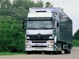 Mercedes-Benz Axor 1843 2001–05 images