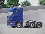 Mercedes-Benz Axor 2540 2001–05 photos