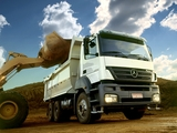 Mercedes-Benz Axor 3340 2005–10 pictures