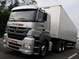 Mercedes-Benz Axor 2541 2011 wallpapers