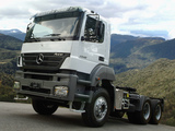 Photos of Mercedes-Benz Axor 3340 2005–10