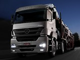 Photos of Mercedes-Benz Axor 2036 2011